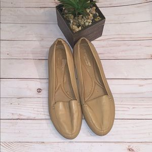 Naturalizer N5 Comfort Tan Leather Loafer size 10M